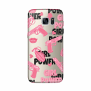 Torbica Silikonska Print Skin Za Samsung G935 S7 Edge Powerful Girly Case