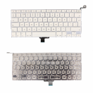 Tastatura za laptop Apple Macbook A1342 UK bela