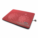 Cooler za Laptop N139 crveni
