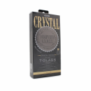 Tempered glass Remax Crystal za iPhone X crni