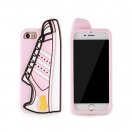 Torbica Remax Creative Cool Play za iPhone 6/6S/7/8 roze