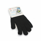 Rukavice Cellular Line TOUCH GLOVES DDSM crne