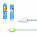 Data kabal LDNIO LS01 micro USB beli 2m