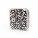 Handsfree 3.5 mm white leopard